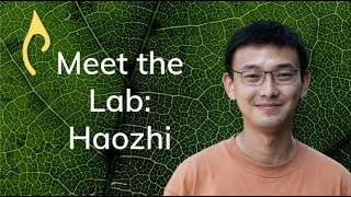 Meet the Lab – Haozhi Ma